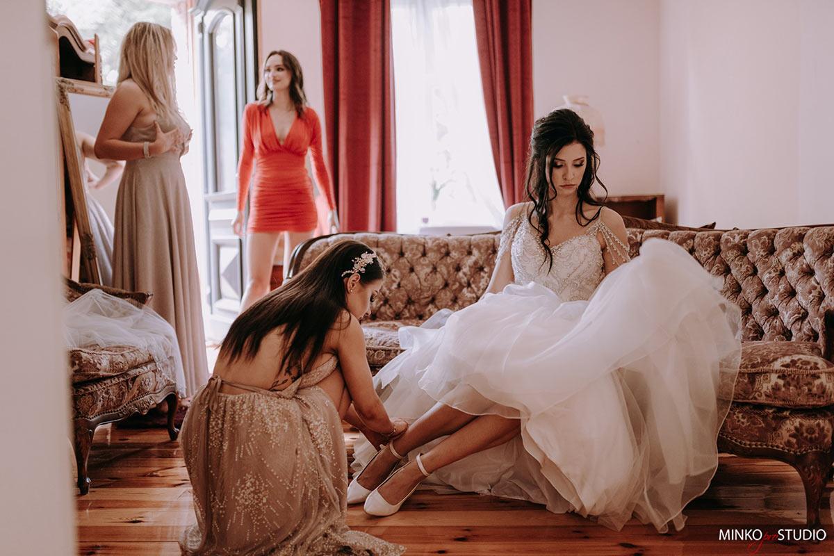 dom weselny w Wiesiółce
